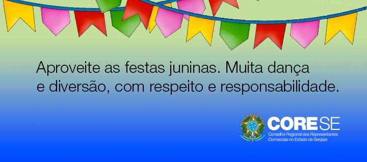 Boas Festas Juninas!