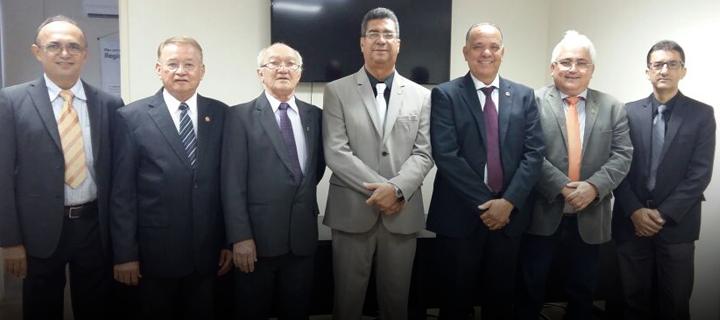 Conselho dos Representantes Comerciais empossa nova diretoria